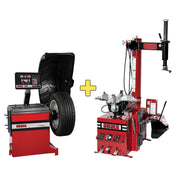Coats 1300 Balancer + RC-45 Electric Tire Changer COMBO