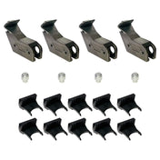 "Coats 184327 24"" X-Out 2-position Clamps Set"