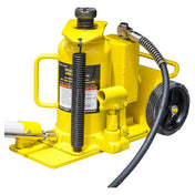 Esco Yellow Jackit 20 Ton Air/Manual Cart Jack