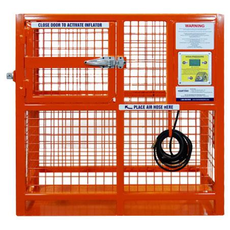 Esco Automatic Tire Inflation Cage