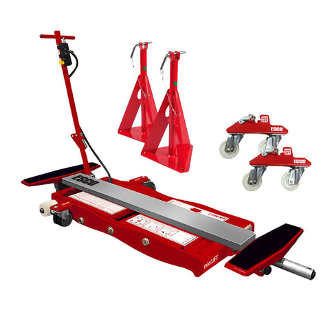 "Esco MiniLIFT ""Lift & Move"" 92055 For BodyShop, Garage, and Tire Shop"