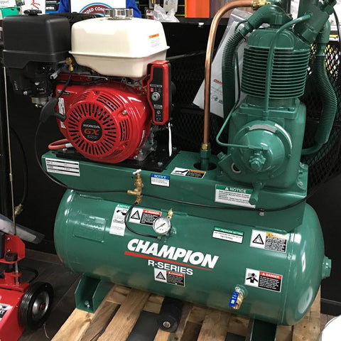Champion R Series Compressor Manual