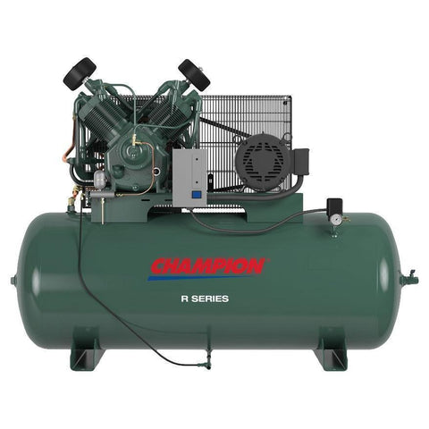 Champion R-Series 25HP Horz Air Compressor