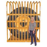 Ken-Tool Earthmover Tire Inflation Cage