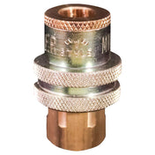 "Milton T-Style 1/4"" Female NPT Coupler - M787"