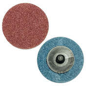 "Arc 2"" Dia. Quick Change Abrasive Disc (80 Grit / 25/Bag)"
