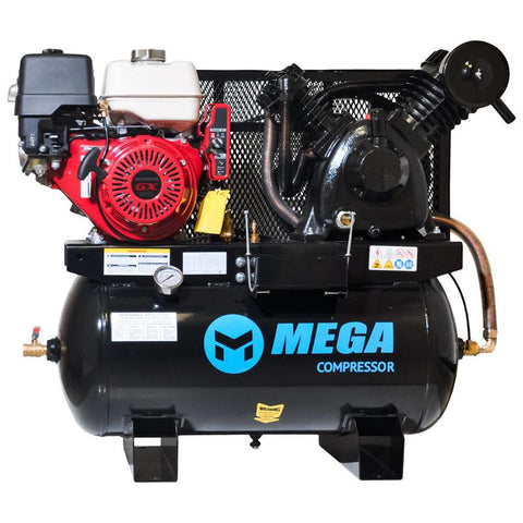 Mega 30 Gallon Truck Mount Air Compressor MP-13030GT