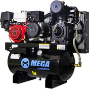 Mega Combo Air Compressor, Generator and Welder Unit - MP-13030HWG