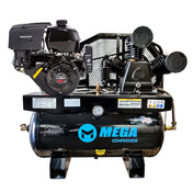 Mega Tri Cylinder Lifan Air Compressor (15HP) - MP-15030G