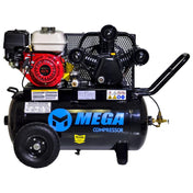 Mega GX160 Wheeled  Air Compressor (5.5 HP / 20 Gal) - MP-5520GB30