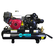 Mega GX270 Wheeled  Air Compressor (9 HP / 10 Gal) - MP-9010