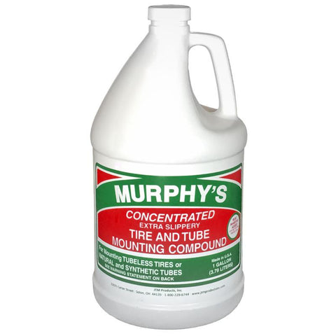 Murphy's Concentrated Extra Slippery Tire and Tube Mounting Compound (1Gal)