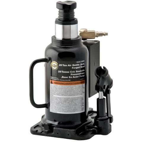 Omega Air Actuated Bottle Jack