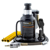 Omega 20 Ton Low Profile Air/Manual Bottle Jack - 18209