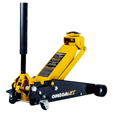 Omega 3-1/2 Ton Magic Lift Service Jack - 29037