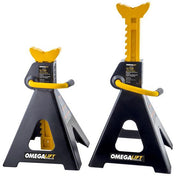 Omega 12 Ton Heavy Duty Jack Stands (Pair)