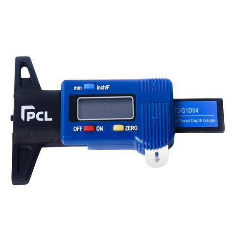 PCL DTDG1D04 Digital Tire Tread Depth Gauge