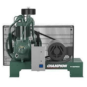 Champion R-Series 25HP Base Mount Air Compressor