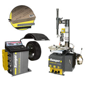 Ranger DST-2420 Balancer + R980XR Tire Changer + Tape Weight COMBO