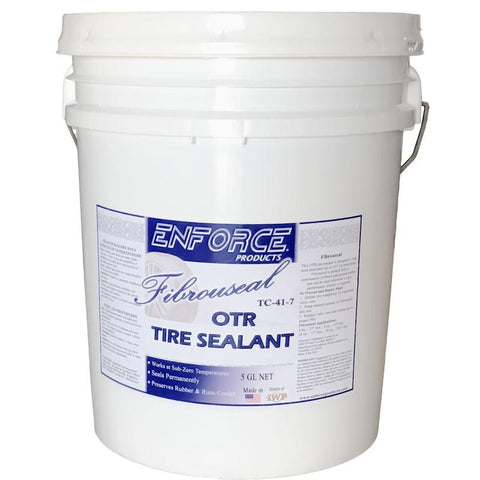Enforce TC-41-7 OTR Tire Sealant (5 Gal)