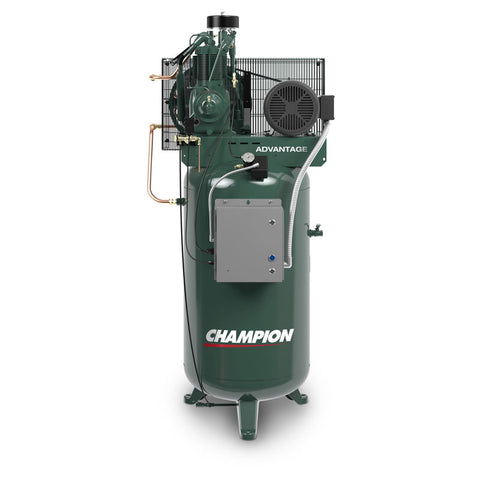 Champion Advantage 5HP Vert Air Compressor (80 Gal)