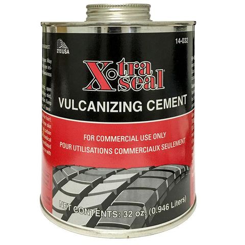 XTra Seal Vulcanizing Cement (32 oz)