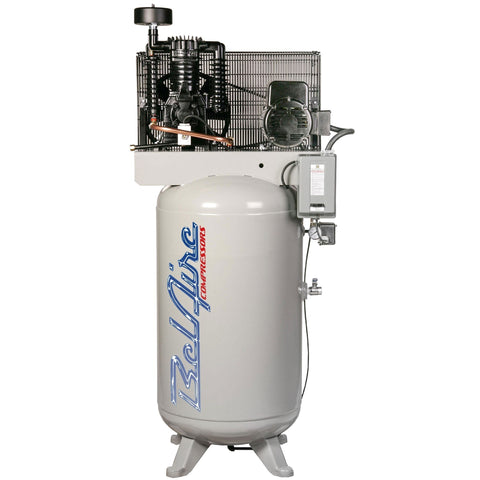 Air Compressor - Belaire Elite Two Stage Air Compressor Model 338VLE4