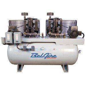 Air Compressor - Belaire Horz. Duplex Elec. Air Compressor 3312D