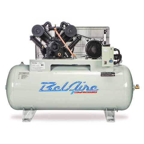 Air Compressor - Belaire Iron Series Two Stage Air Compressor Model 6312H
