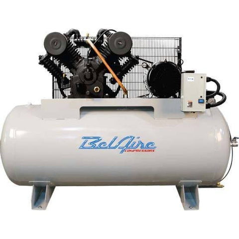 Air Compressor - Belaire Iron Series Two Stage Air Compressor Model 6312H4