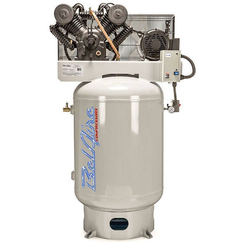 Air Compressor - Belaire Iron Series Two Stage Air Compressor Model 6312V