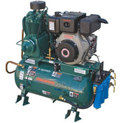 Air Compressor - Champion R Series Air Compressor Model HDR5-3Y
