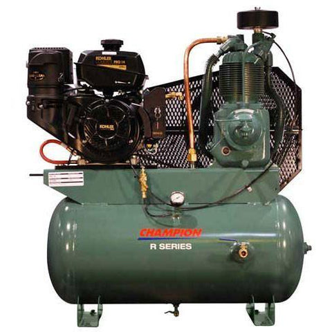 Air Compressor - Champion R Series Air Compressor Model HGR7-6K