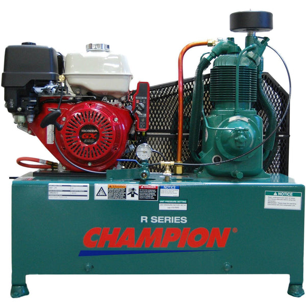 Champion Compressor Wiring Diagram : Champion r series air compressor model hgr lph all tire