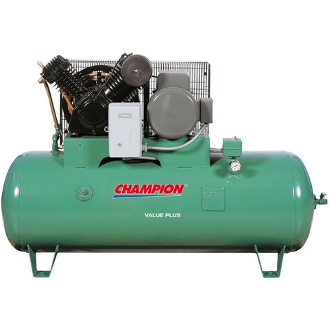 Air Compressor - Champion Value Plus Air Compressor Model 7.5H80E