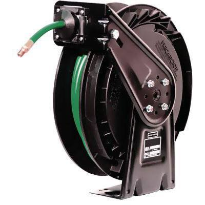 Air Tools - Champion Nitrogen Hose And Reel (Green)