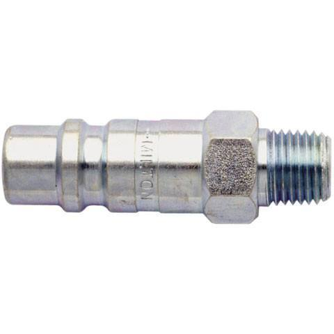 Air Tools - Milton Air Plug G-Style 3/8 In  Male X 1/2 In Body