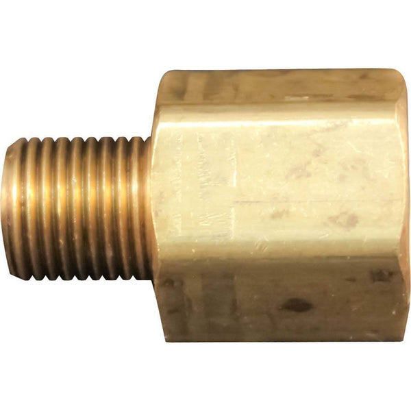 Milton brass hose fitting adapter ea all tire supply llc