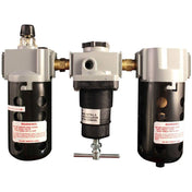 Air Tools - Milton Filter, Regulator, Lubricator Trio 3/8 In NPT