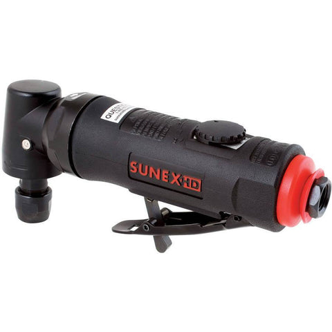 Air Tools - Sunex 1/4 In Dr. Angle Die Grinder