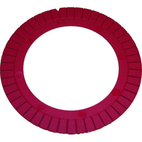 Alignment Service - Northstar Rear Full Contact Camber/Toe Shims Assortment (Burgundy)