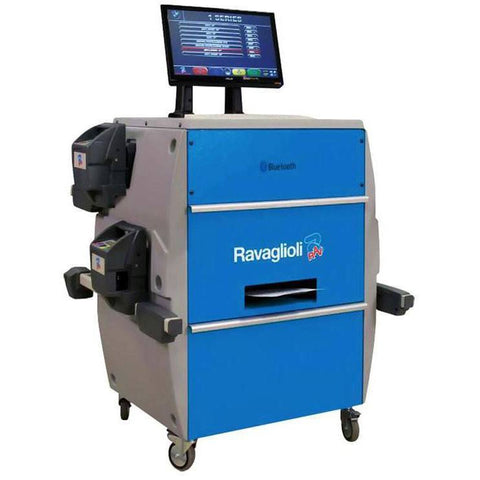 Alignment Service - Ravaglioli 6-Sensor Bluetooth Wireless Wheel Alignment System