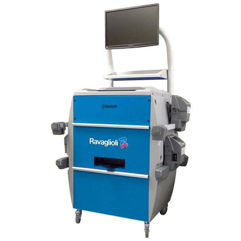 Alignment Service - Ravaglioli Bluetooth Wheel Alignment System