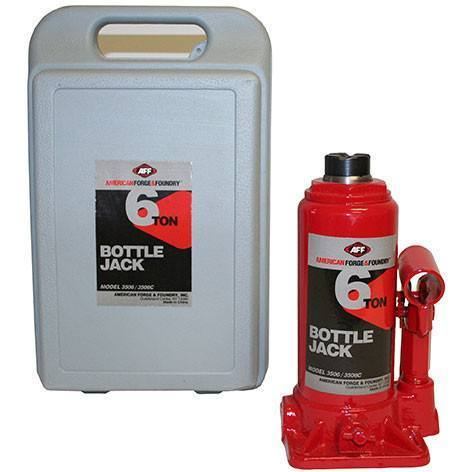 Automotive - AFF Bottle Jack With Case (6 Ton)