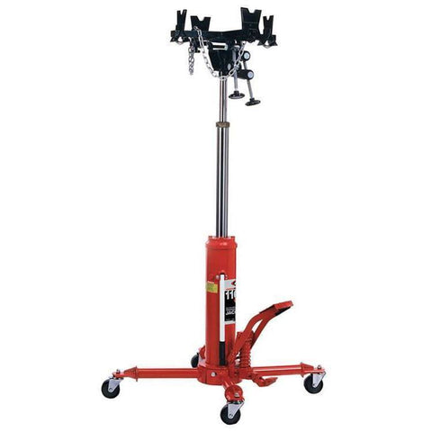 Automotive - AFF Two Stage Telescopic Transmission Jack (1100 Lbs Capacity)