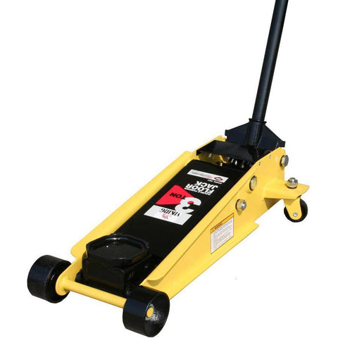 Automotive - AFF Viking Double-Pumper Floor Jack (3 Ton)
