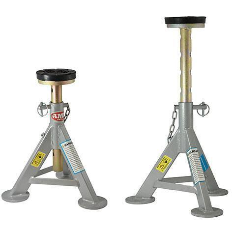 Automotive - AME 6 Ton Capacity Flat Top Jack Stand