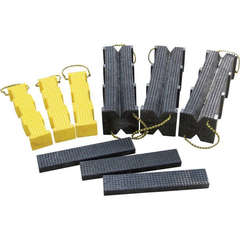 Automotive - AME Cribbing Block Kit - 9 Piece
