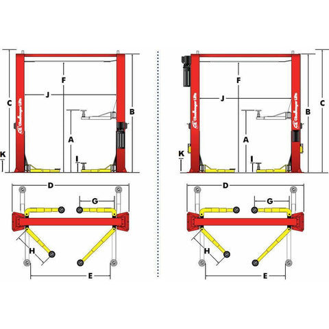 Vbm Challenger Lifts Wiring Diagrams - Wiring Diagram G11 on