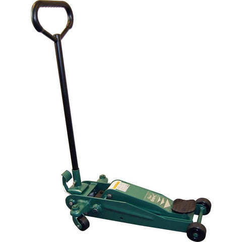 Automotive - Esco CompaC 2 Ton Low Height Floor Jack W/ Foot Pedal